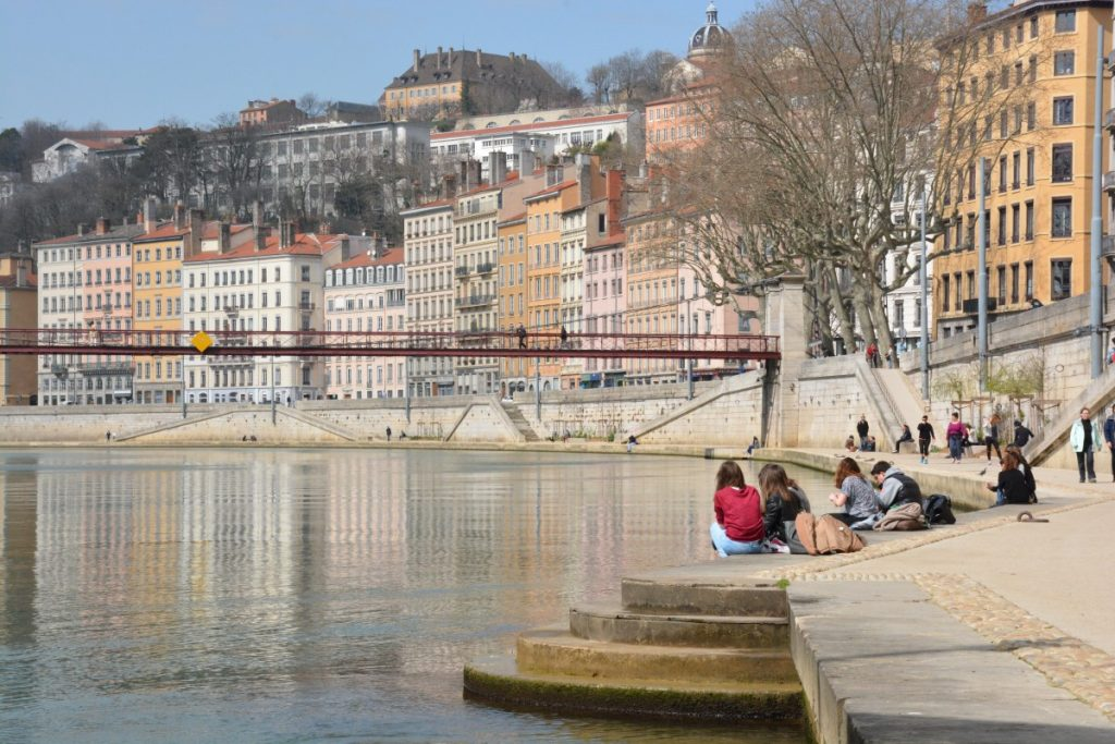 lyon ville attractive
