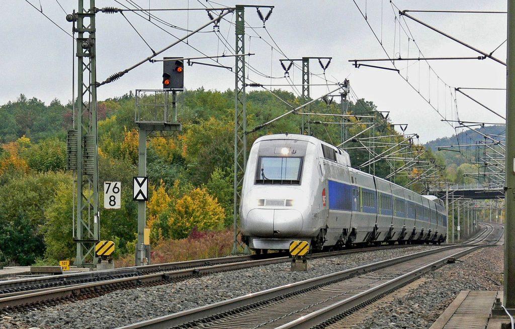 train lyon